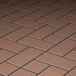 Тротуарная плитка, бордюр - Клинкер тротуарный, Керамейя, БрукКерам Классика Оникс, 0