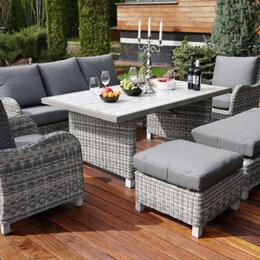 Комплекты садовой мебели - Садовая мебель из искусственного ротанга, 0
