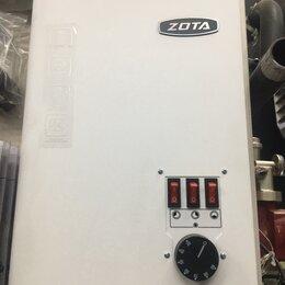 Отопительные котлы - Электрокотел zota balance 6 квт, 0