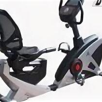 Велотренажеры - Велотренажер горизонтальный DFC B8719RP, 0