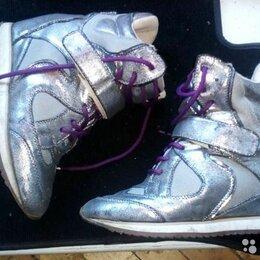 Обувь для спорта - Кроссовки на танкетке, 0