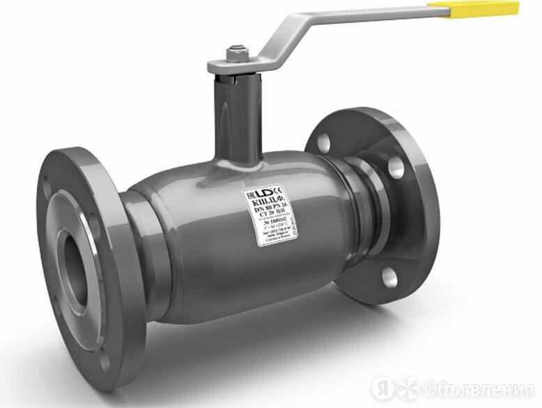"""LD Кран шаровой стальной  КШ.Ц.Ф. Ду300, 12"""", Ру16, фланцевый, полнопроходной по цене 177232₽ - Краны для воды, фото 0"""