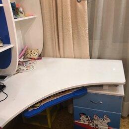 Компьютерные и письменные столы - Письменный угловой стол, 0