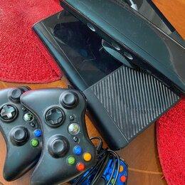 Игровые приставки - XBox 360 500Гб полный комплект+игры, 0