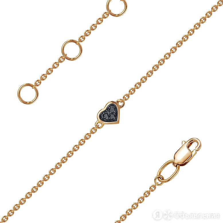 Браслет Vesna jewelry 51328-157-02-00_17-19 по цене 9670₽ - Украшения на тело, фото 0
