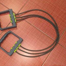 Эспандеры и кистевые тренажеры - Эспандер плечевой торнео 65см, 0