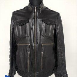 Куртки - Куртка мужская натуральная кожа р.48-50 /10986/, 0