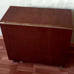 Столы и столики - Стол книжка лакированный советский светлый, 0