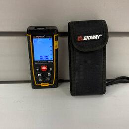 Измерительные инструменты и приборы - Лазерный дальномер SNDWAY SW-TG120, 0