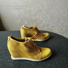 Ботинки - Ботинки-туфли женские, размер 38, 0