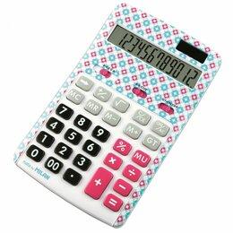 Калькуляторы - Настольный компактный калькулятор Milan 150712ACBL 1095845, 0