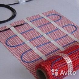 Комплектующие для радиаторов и теплых полов - Нагревательный мат для тёплого пола (6 кВ.метров), 0