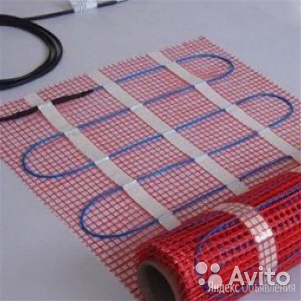 Нагревательный мат для тёплого пола (6 кВ.метров) по цене 6098₽ - Электрический теплый пол и терморегуляторы, фото 0