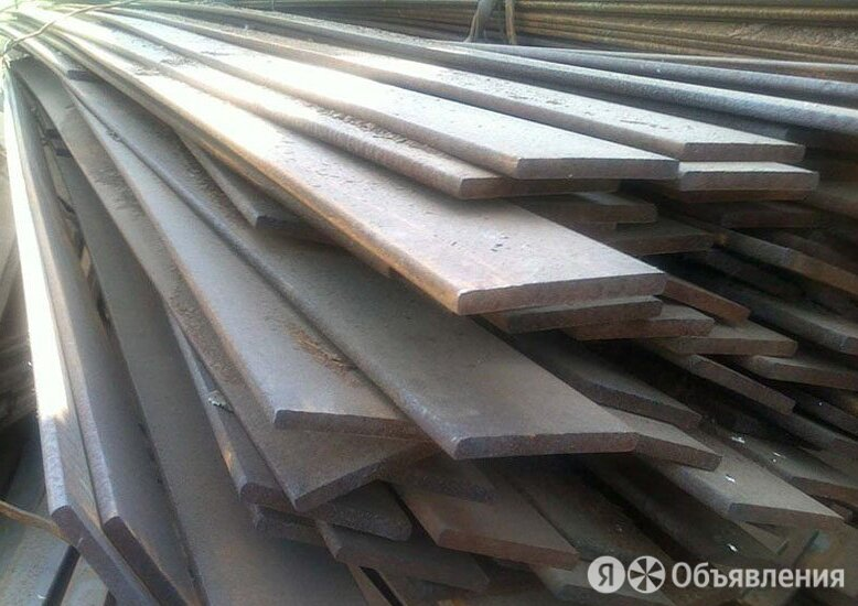Полоса стальная 45х8 мм L=6 м 65Г ГОСТ 103-2006 по цене 38950₽ - Металлопрокат, фото 0