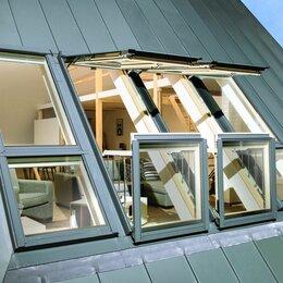 Окна - Окно-балкон fakro fgh-v p2 galeria, 0