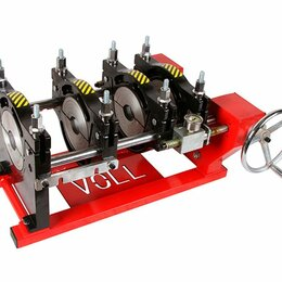 Аппараты для сварки пластиковых труб - Аппарат для сварки пластиковых труб VOLL V-Weld ME 160, 0