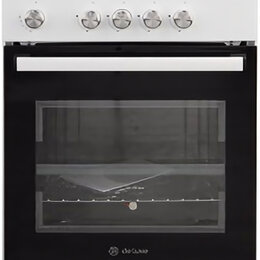 Плиты и варочные панели - Плита газовая DeLuxe 5040.48 гщ, 0