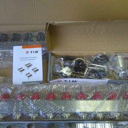 Коллекторы - Коллектор из нержавеющей стали с расходомерами на 12 выходов Tim KCS5012, 0