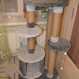 Когтеточки и комплексы  - Кошачий домик когтеточка, 0