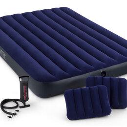 Походная мебель - Матрас Intex 203*152*25 (Полная комплектация) №64765, 0