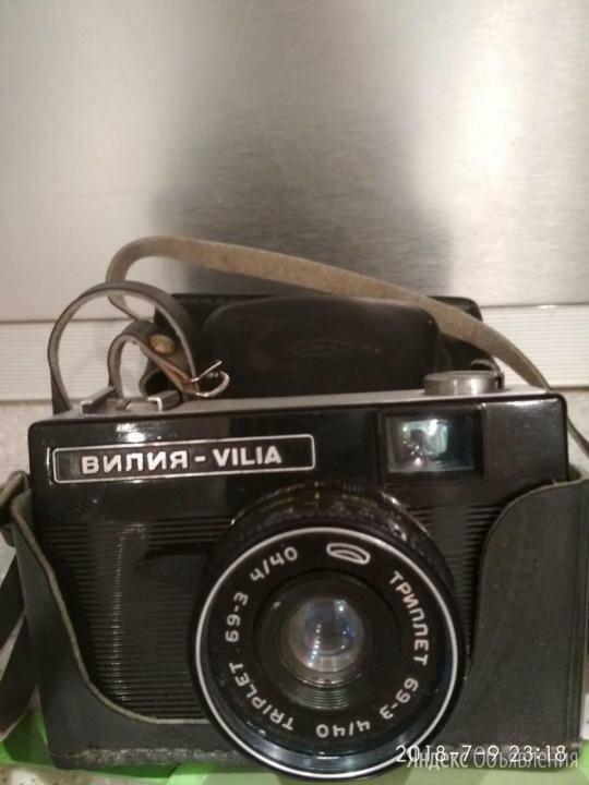 Пленочный фотоаппарат вилия по цене 1800₽ - Пленочные фотоаппараты, фото 0