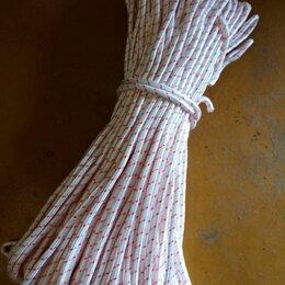 Веревки и шнуры - Верёвка капроновая 8мм.Длина 100м, 0