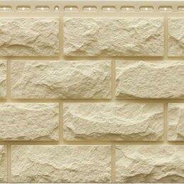 Фасадные панели - Фасадная панель Grand Line Колотый камень Стандарт Бежевый, 0