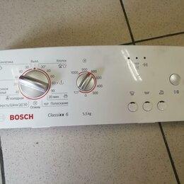 Стиральные машины - Панель управления стиральной машиной BOSCH BHLL04928, 0