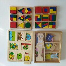 Развивающие игрушки - Деревянные игрушки, 0