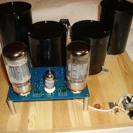 Усилители и ресиверы - Усилитель на лампах 6550 (КТ88) по системе КВОД(quad), 0