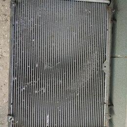 Двигатель и комплектующие - Радиатор охлаждения двигателя газель бизнес 3302 с двигателем УМЗ4216, 0