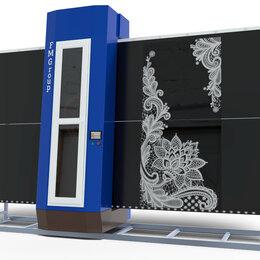Производственно-техническое оборудование - Пескоструйная установка для обработки стекла АПУ 3522, 0