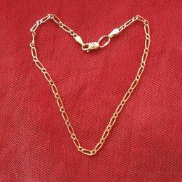 Браслеты - Золотой браслет 585 , длина 20 см, 0