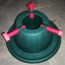 Ёлки живые - Новая подставка под елку с емкостью для воды, 0