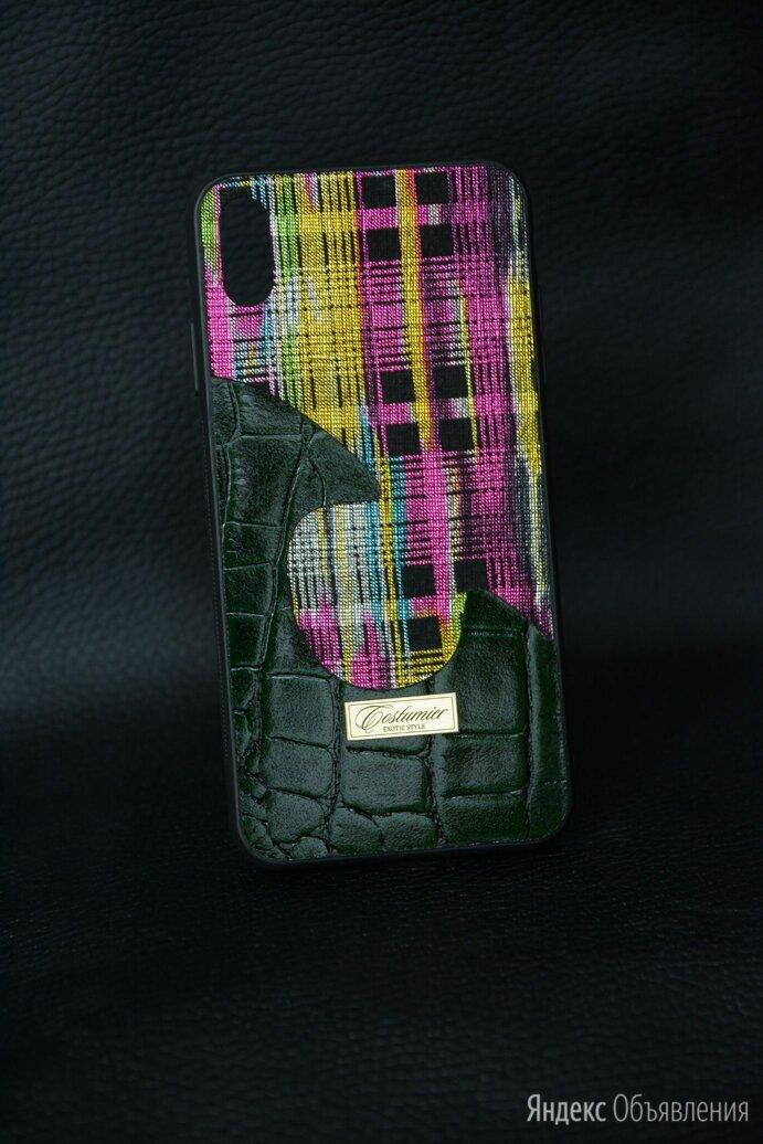 """Дизайнерский чехол """"Costumier"""" для IPhone по цене 5150₽ - Чехлы, фото 0"""