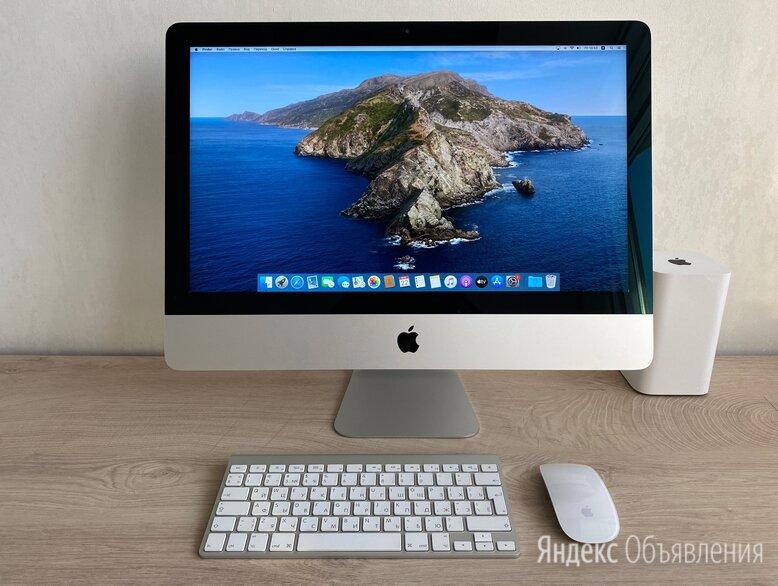 """iMac 21.5"""" Late 2013 i5/8Gb/HDD 1Tb по цене 37500₽ - Моноблоки, фото 0"""