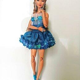 Аксессуары для кукол - Платье для куклы Барби., 0