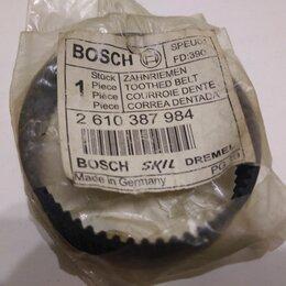 Для шлифовальных машин -  Ремень для шлифмашин Bosch PBS 7 A, PBS 7 AE Bosch 2610387984 , 0