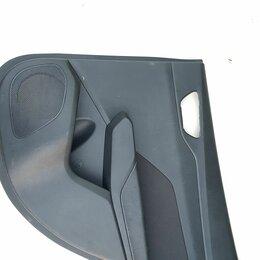 Интерьер  -  Обшивка задней правой двери Hyundai Solaris, 0