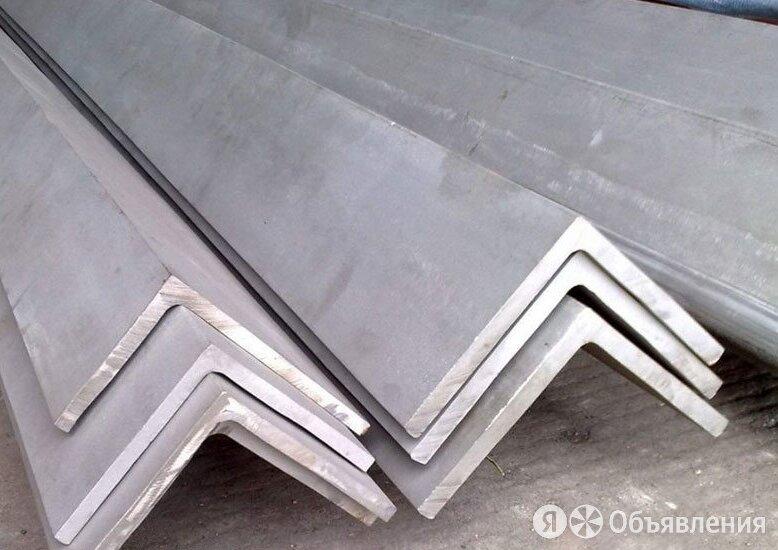 Уголок нержавеющий 80х8 мм AISI 304 по цене 211₽ - Металлопрокат, фото 0