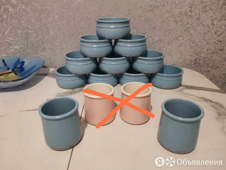 Горшочки керамические для запекания по цене 50₽ - Посуда для выпечки и запекания, фото 0