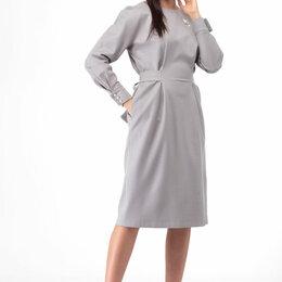 Платья - Платье 956 ANELLI стальные тона Модель: 956, 0
