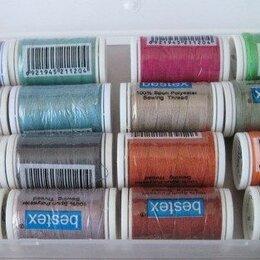 Рукоделие, поделки и сопутствующие товары - нитки швейные, 0
