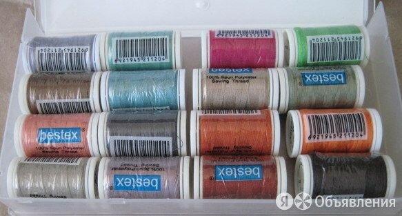 нитки швейные по цене 7000₽ - Рукоделие, поделки и сопутствующие товары, фото 0