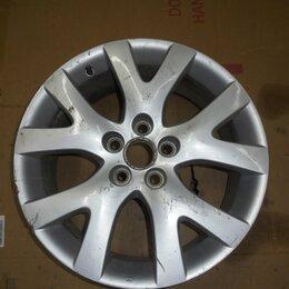 Шины, диски и комплектующие - Mazda CX-7 2006-2014 год Диск колеса 18x7,5 J50, 0