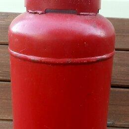 Газовые баллоны - Газовый баллон пропан 12 литров, 0