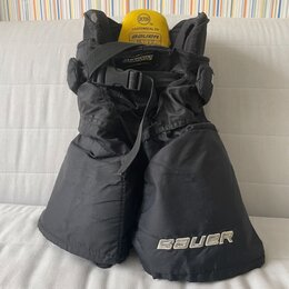 Защита и экипировка - Хоккейные шорты bauer supreme totalone MX3, 0