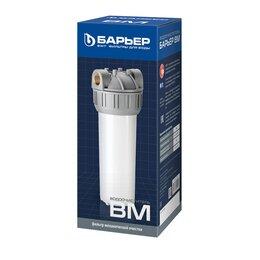 """Фильтры для воды и комплектующие - Фильтр магистральный BM SL10 1/2"""" для холодной воды Н101Р00 Барьер, 0"""