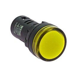 Мониторы - Матрица светодиодная AD16-22HS желт. EKF ledm-ad16-o, 0