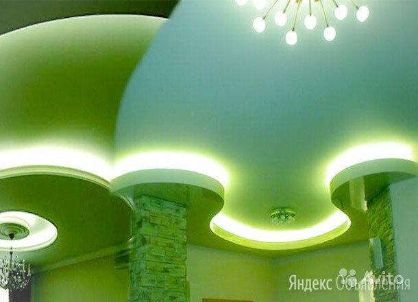 Натяжной потолок по цене 320₽ - Потолки и комплектующие, фото 0
